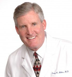 Dr. Corey Miller is a board-certified ophthalmologist.