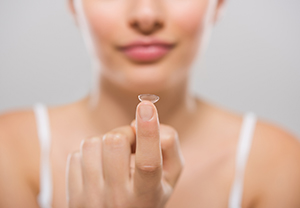 Prescription contact lenses in Salt Lake City, UT purchased at Mountain States Eye Center